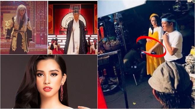 Showbiz 'hot' trong ngày: Hãng phim truyện Việt Nam sáp nhập với VOV? Tiểu Vy trắng tay ở phần thi phụ