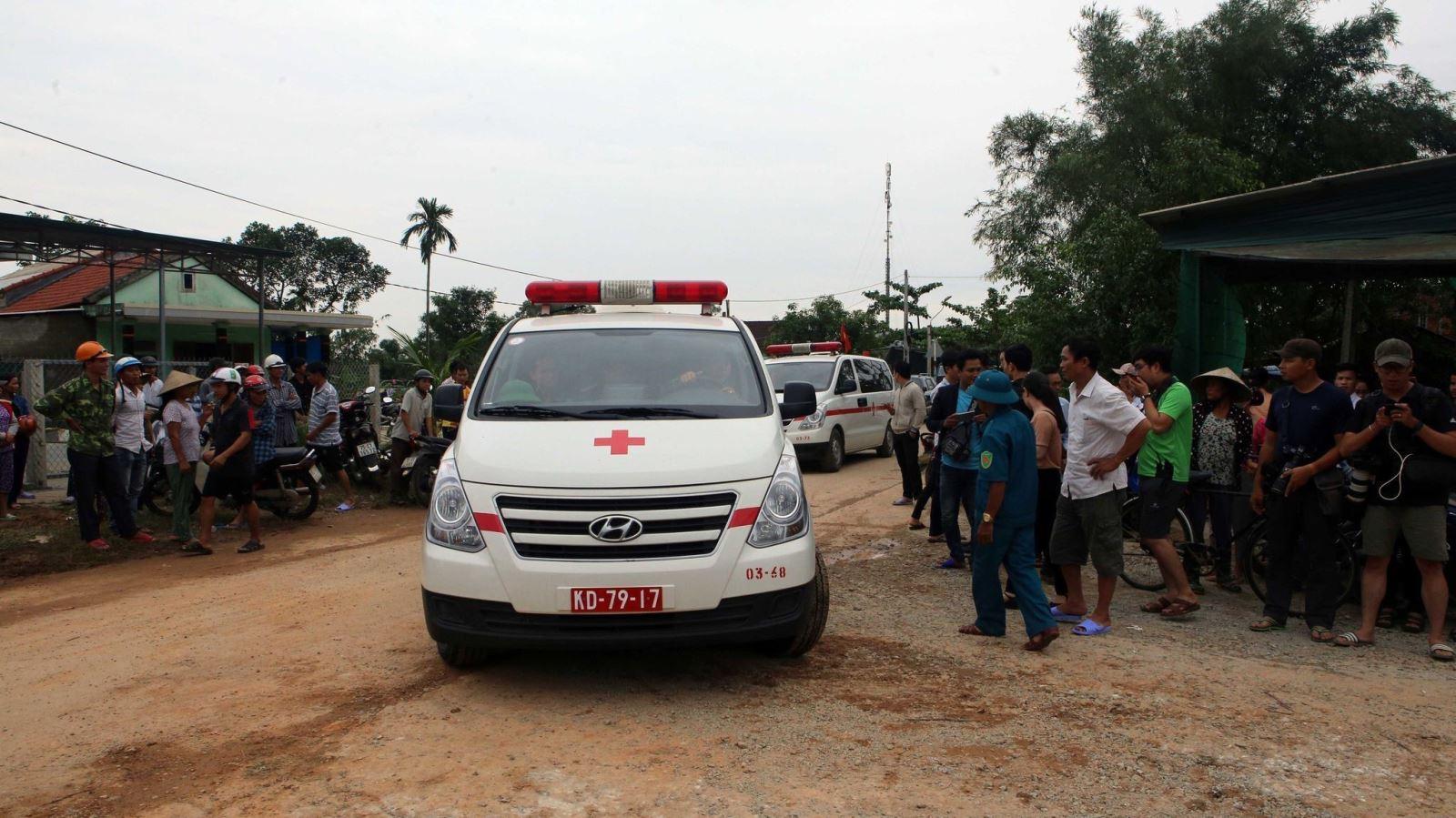 Vụ sạt lở tại Thủy điện Rào Trăng 3: Truy tặng Huy hiệu 'Tuổi trẻ dũng cảm' cho hai chiến sĩ hy sinh trong khi làm nhiệm vụ tìm kiếm cứu nạn