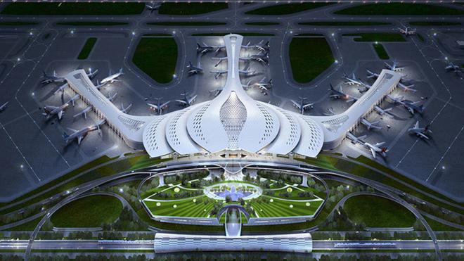 Quốc hội thông qua chủ trương thu hồi đất xây sân bay Long Thành