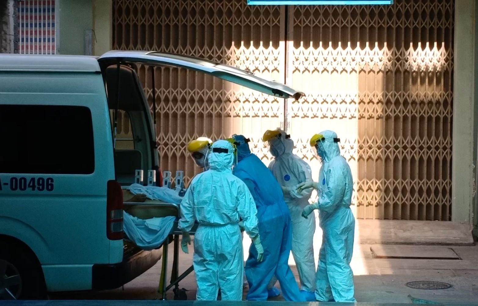 Ca bệnh nghi mắc COVID-19 ở Đà Nẵng, Đà Nẵng phong tỏa bệnh viên, Ca nhiễm, cách ly, Bệnh viện C Đà Nẵng, bệnh nhân T.V.D, thông tin khẩn của Bộ y tế