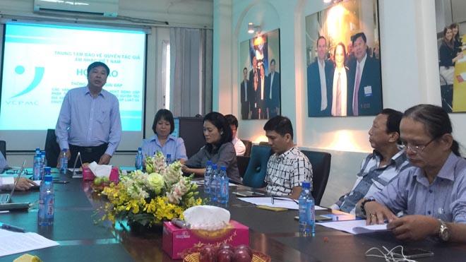 VCPMC tuyên bố thu tác quyền sử dụng ti vi tại khách sạn từ 10/2017