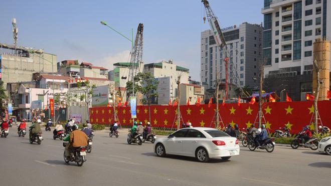 Người Việt tưng bừng 'hơn Tết' trước trận Chung kết U23 châu Á