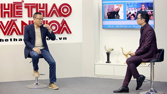 GÓC KHUẤT: Nhà báo Lại Văn Sâm lần đầu nói về nhà báo Phan Đăng