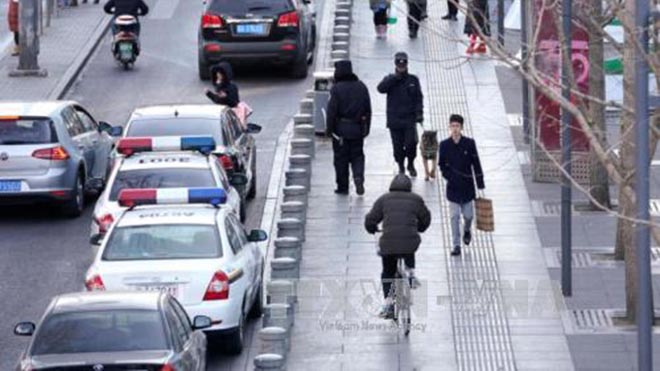 Tấn công bằng dao tại Bắc Kinh khiến 13 người thương vong