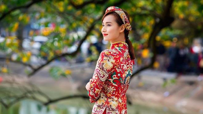 Lã Thanh Huyền thổn thức về ký ức Tết xưa và nay