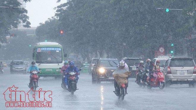 Đêm 2/3 trời rét, nhiều nơi có mưa phùn