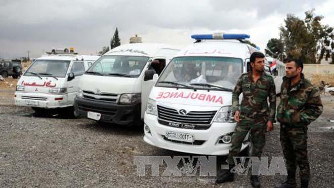 Hội đồng nhân quyền LHQ họp khẩn về khủng hoảng tại Syria
