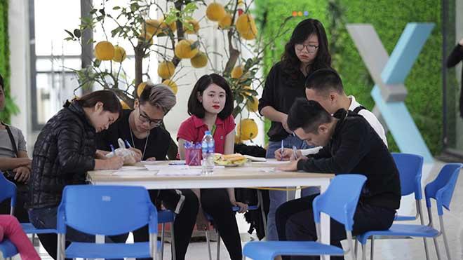 Lái xeshipper đọ sức với hotgirl Linh Miu, Quỳnh Kool trong buổi casting phim 'Khát vọng tuổi trẻ'
