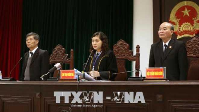 Tuyên án 9 bị cáo vụ liên tục vỡ đường ống nước sông Đà