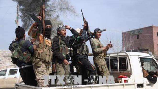 Syria: Lực lượng người Kurd ở Afrin chuyển sang đánh du kích chống lại Thổ Nhĩ Kỳ