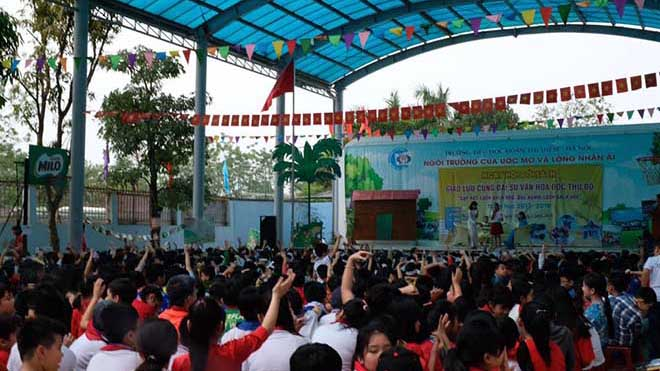 Hà Nội: Hơn 12.000 học sinh tham gia cuộc thi Đại sứ Văn hóa Đọc