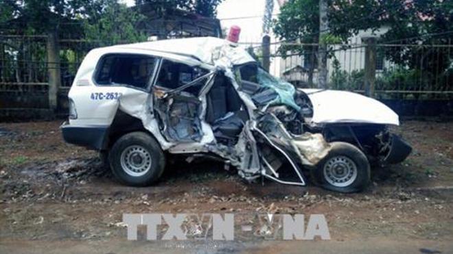 4 tháng, 2.788 người chết, 4.636 người bị thương vì tai nạn giao thông