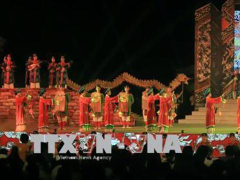 Tinh hoa 'Văn hiến Kinh kỳ' đậm chất sử thithăng hoa tại Festival Huế