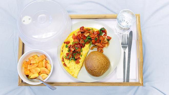 Đa dạng món ăn trong thực đơn của bệnh viện trên khắp thế giới