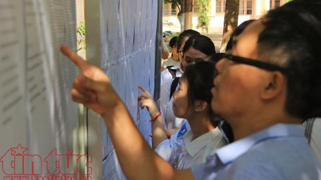 Từ 29/6, Hà Nội công bố điểm chuẩn vào lớp 10 THPT