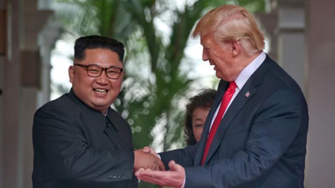 Tổng thống Trump có 'món quà nhỏ' tặng nhà lãnh đạo Triều Tiên