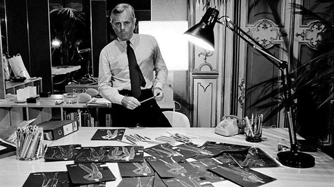10 sự thật thú vị về nhà thiết kế 84 tuổi Giorgio Armani