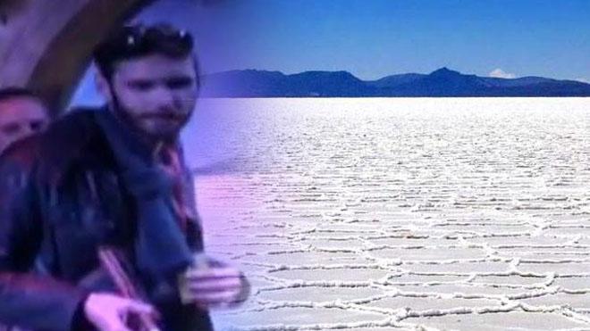 Thầy giáo mù đi bộ 140km vượt sa mạc muối lớn nhất thế giới