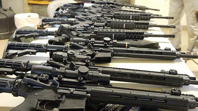 Thụy Sĩ đứng thứ 11 thế giới về xuất khẩu vũ khí