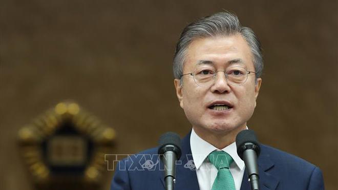 Lãnh đạo các tập đoàn lớn của Hàn Quốc sẽ tháp tùng Tổng thống Moon Jae-in thăm Triều Tiên