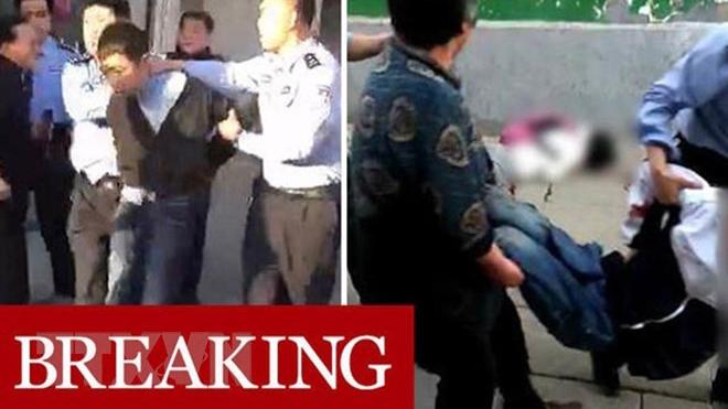 Trung Quốc: Tấn công bằng dao làm hàng chục người thương vong