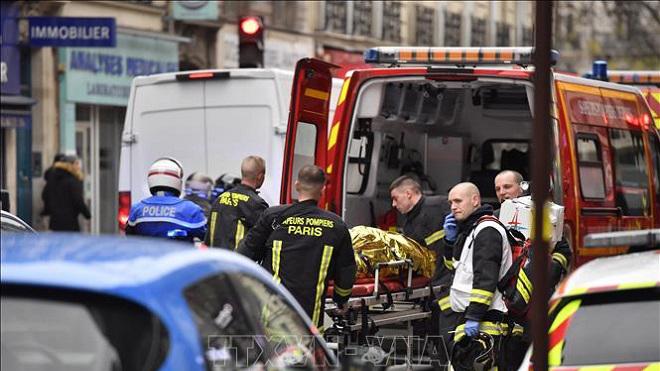 Vụ nổ tại trung tâm Paris: Không ghi nhận trường hợp mang quốc tịch Việt Nam - Nguyên nhân liên quan đến rò rỉ khí gas