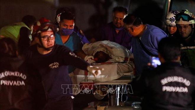 Mexico: Thương vong trong vụ nổ đường ống dẫn nhiên liệu tăng lên gần 150 người