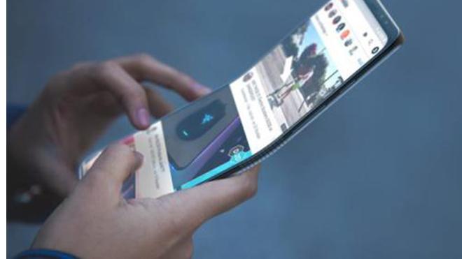 Sẽ có điện thoại thông minh màn hình gập?