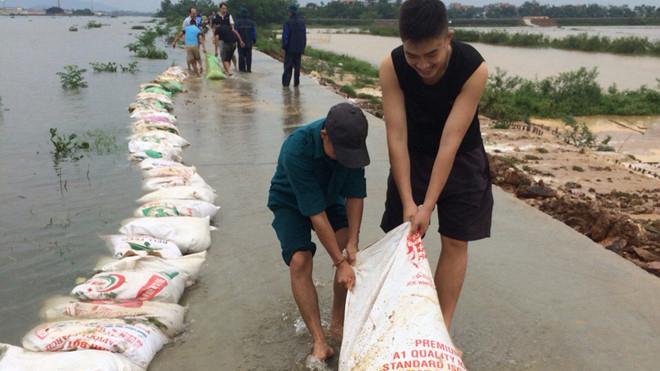 Hà Nội chủ động xử lý các điểm đê xung yếu trước mùa mưa bão 2019