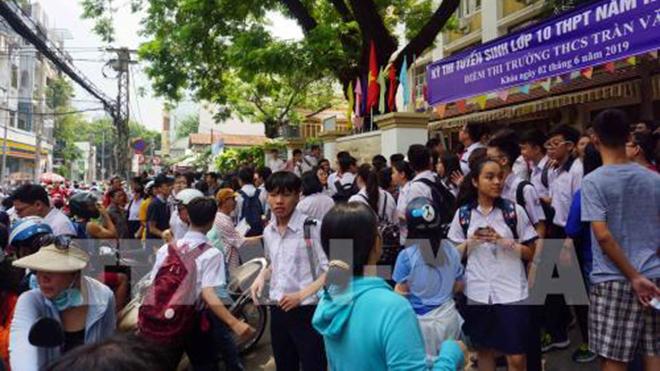 Kỳ thi tuyển sinh lớp 10 tại Hà Nội: Đề thi môn Ngữ văn thú vị, có tính phân loại cao