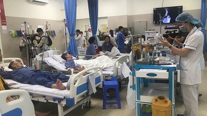 Hà Nội tăng cường chống nóng cho bệnh nhân tại các bệnh viện