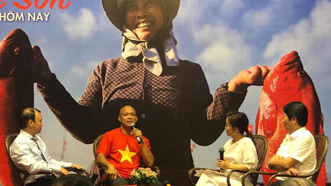 Triển lãm ảnh và ra mắt sách ảnh 'Lý Sơn – Hôm nay'của nhiếp ảnh gia Nguyễn Á