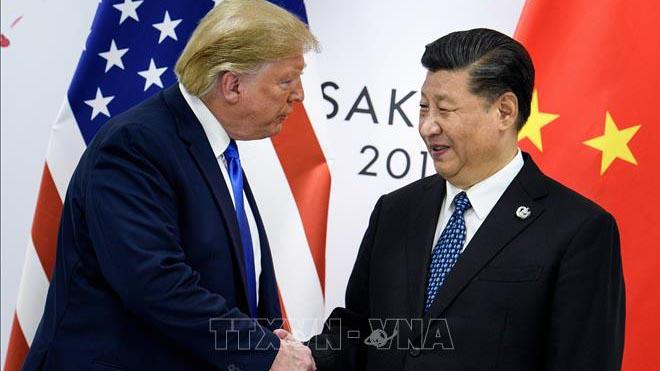 Tổng thống Mỹ ưu tiên 'chất lượng' trong thỏa thuận thương mại với Trung Quốc