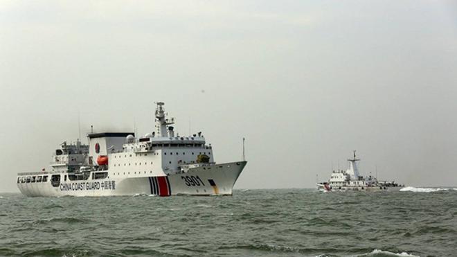 Mỹ phản đối Trung Quốc cản trở hoạt động khai thác dầu khí ở Biển Đông