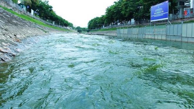 Hà Nội: Việc xả nước hồ Tây là đúng quy định để đảm bảo chống úng ngập