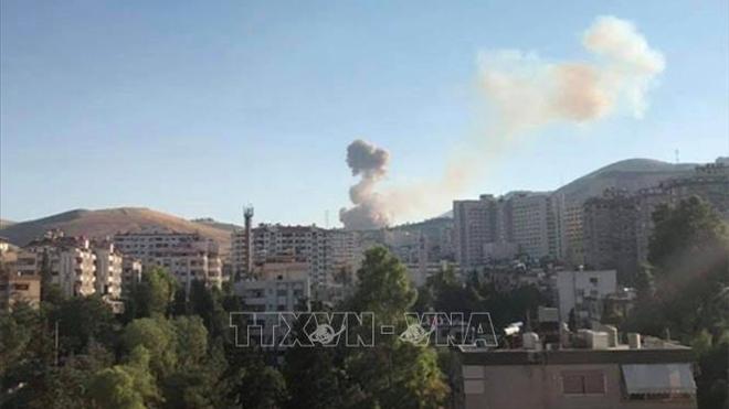 Syria: Nổ kho đạn, ít nhất 31 người thiệt mạng