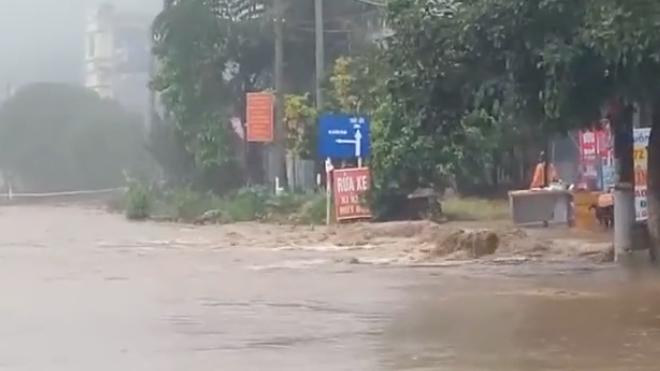 VIDEO: Thống kê sơ bộ tình hình thiệt hại do bão số 3