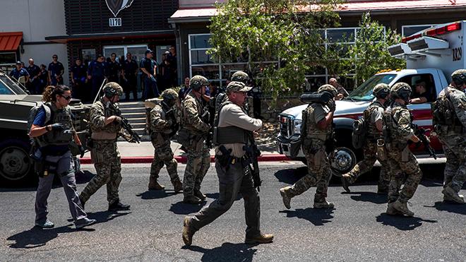 Vụ xả súng tại Texas (Mỹ): Đã có ít nhất 20 người thiệt mạng và 26 người khác bị thương