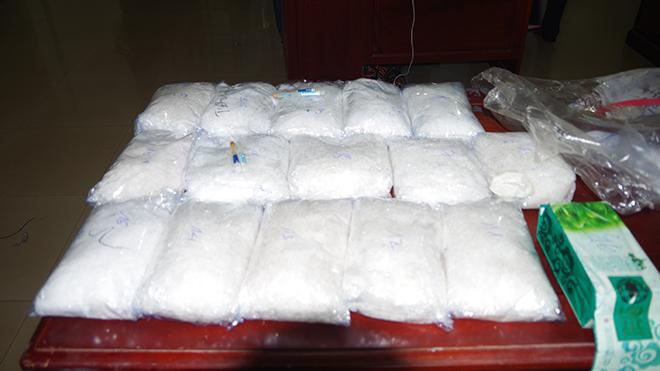 Công an Việt Nam, Trung Quốc điều tra mở rộng đường dây ma túy xuyên quốc gia