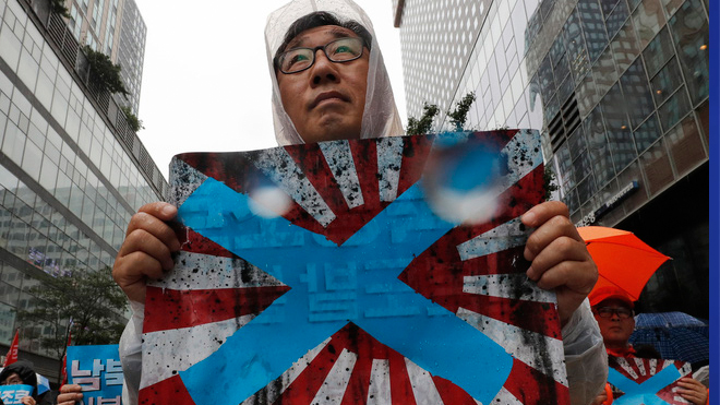 Hàn Quốc kêu gọi cấm cờ đế quốc tại Olympic Tokyo 2020
