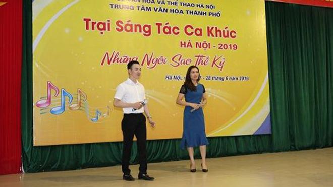 Ra mắt 73 ca khúc sáng tác 'Những ngôi sao thế kỷ' Hà Nội - 2019