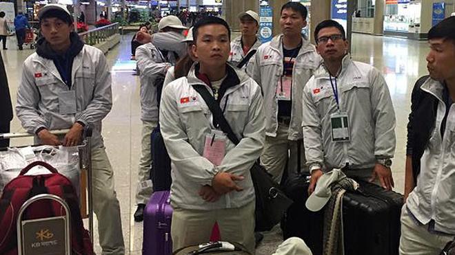 Hàn Quốc: Người nước ngoài sinh sống bất hợp pháp phải khai báo trước khi tự nguyện về nước
