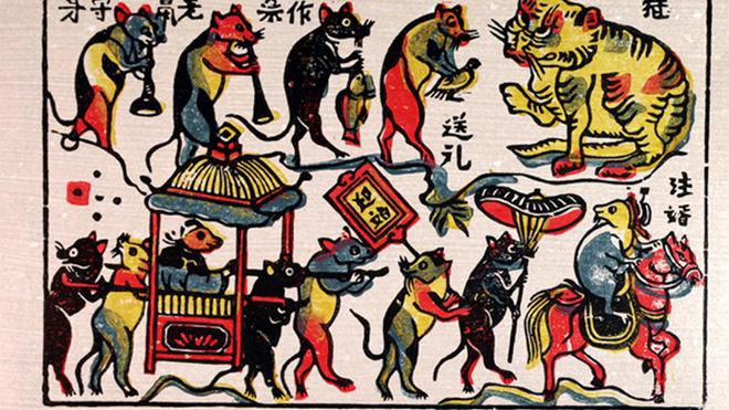 Nhiều hoạt động văn hóa về tranh dân gian Đông Hồ tại Hà Nội và Bắc Ninh