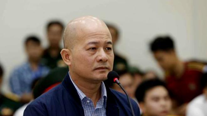 Tiếp tục khởi tố Đinh Ngọc Hệ (Út trọc) trong vụ án liên quan đến đường cao tốc Thành phố Hồ Chí Minh - Trung Lương