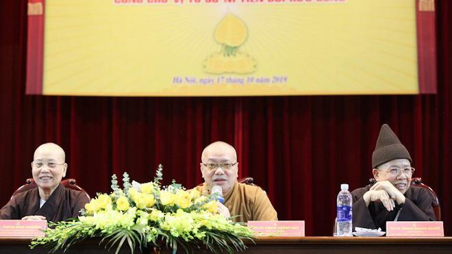 Đại lễ tưởng niệm 906 năm Ni sư Diệu Nhân – tổ sư ni đầu tiên của Việt Nam viên tịch