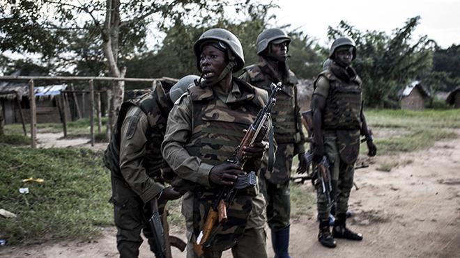 CHDC Congo: Quân đội tiêu diệt 25 phiến quân Hồi giáo ở miền Đông