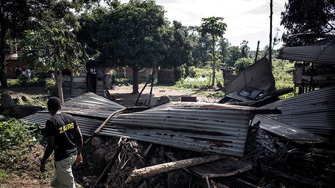 Tấn công tại CHDC Congo, ít nhất 15 dân thường thiệt mạng