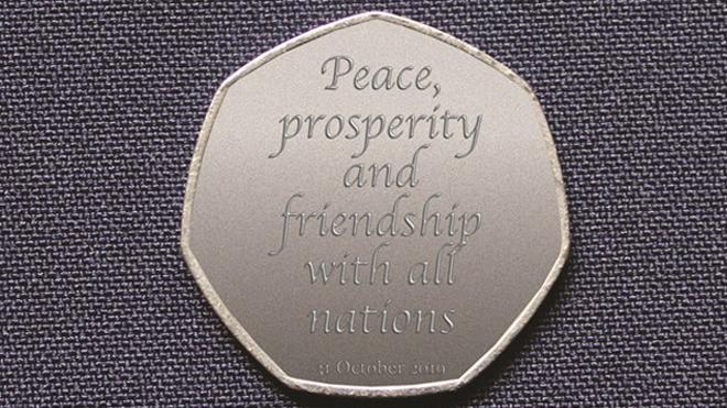 Nước Anh sẽ phát hành một đồng tiền xu Brexit đặc biệt