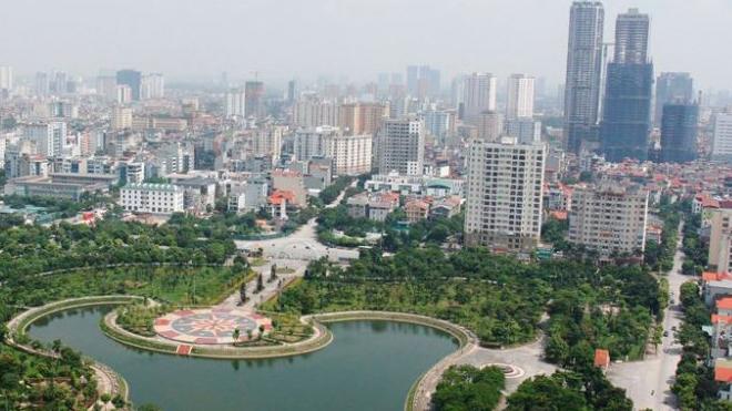 Từ 1/1/2020, Hà Nội áp dụng bảng giá các loại đất mới với mức tăng bình quân 15%