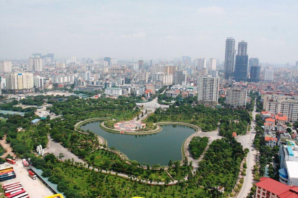Năm mới 2020. Từ 1/1/2020 Hà Nội áp dụng bảng giá đất mới tăng 15%